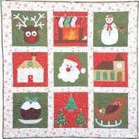 Christmas Quilting fabric Ranges and precuts and Panels from